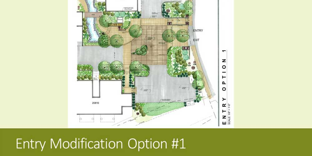 Gatehouse HOA Entry Option #1