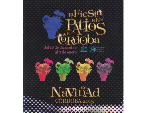 Los Patios d Cordoba – a Christmas Tradition