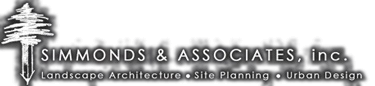Simmonds & Associates Sticky Logo