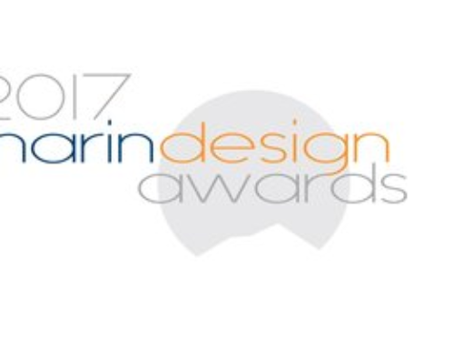 2017 Marin Design Awards Nomination